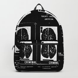 Criminal Brains Backpack
