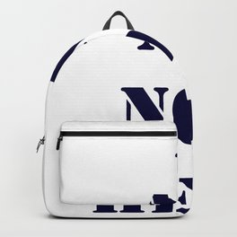 I am not here 01 Backpack