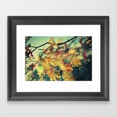 Welcome Spring   01 Framed Art Print