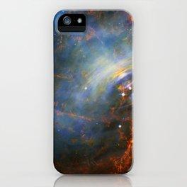 Beating Heart Nebula iPhone Case