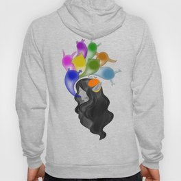 talk with the ghosts of your friends Hoody
