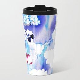 Clouds II Travel Mug