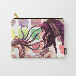 Screw The Frog Prince Carry-All Pouch