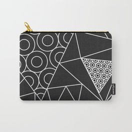 Geometric Play Carry-All Pouch