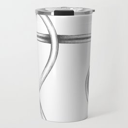 Paperclip #1 Travel Mug