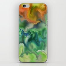 Movement of The Natural World iPhone & iPod Skin