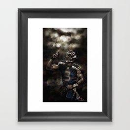 Dangeruss Framed Art Print