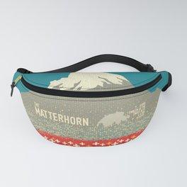 The Matterhorn Fanny Pack