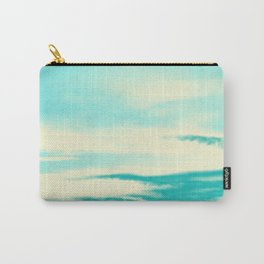 Tropical Summer Vibes #1 #decor #art #society6 Carry-All Pouch