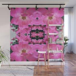 Pink Petal Pink Petal Wall Mural