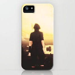 Noctis (FFXV) iPhone Case