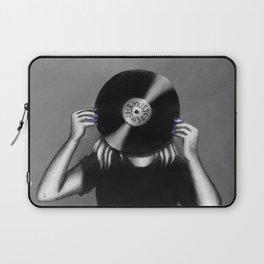 Music is My Air Laptop Sleeve
