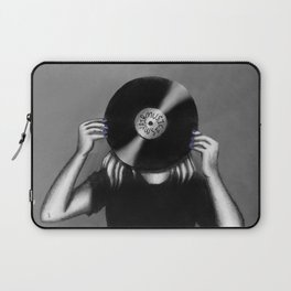 Music is My Air Laptop Sleeve