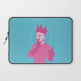 Sasha Velour Laptop Sleeve