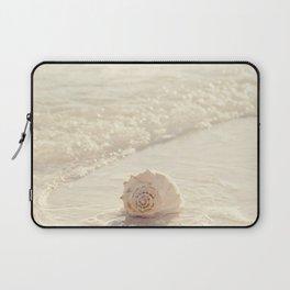 Seashell by the Seashore I Laptop Sleeve