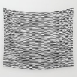 Vintage Lines Wall Tapestry