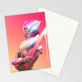 Acid Ranger Stationery Cards