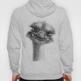 Hello-you ostrich sk130 Hoody