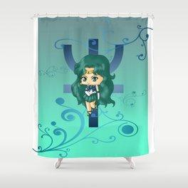 Sailor Neptune Shower Curtain