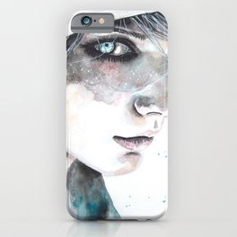 Hungry eyes  iPhone Case