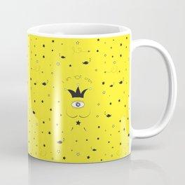 DALI IS NOT CRAZY Coffee Mug