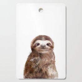 Little Sloth Cutting Board