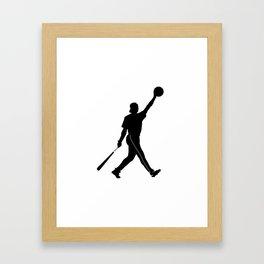 #TheJumpmanSeries, Ken Griffey Jr. Framed Art Print