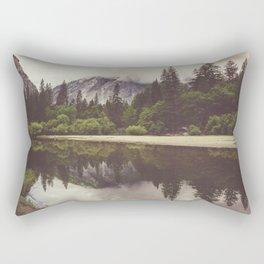 Yosemite Reflections Rectangular Pillow