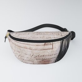 Cluster Migraine Fanny Pack