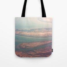 Aerial View Tote Bag