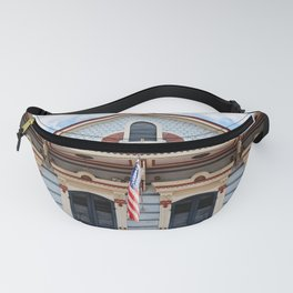 New Orleans American Creole Cottage Fanny Pack