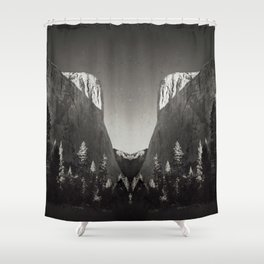 El Capitan Shower Curtain