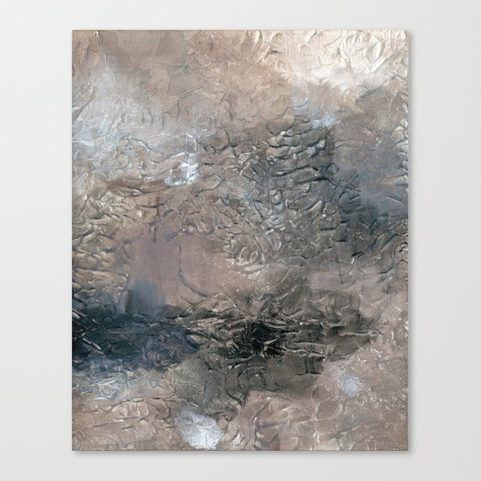 Shifting IX Canvas Print