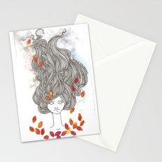 Ulalume Stationery Cards