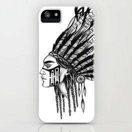 INDIANS - 1 iPhone Case