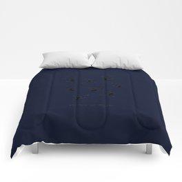 But did it happen Comforters