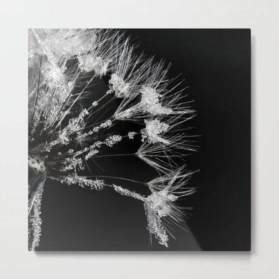weight of ice Metal Print