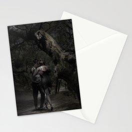 Moonlight Tango Stationery Cards
