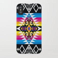Big Diamond CMYK Slim Case iPhone X
