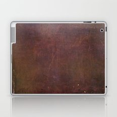 Leather Laptop & iPad Skin