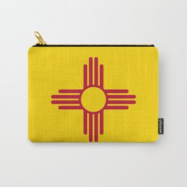 Flag of New Mexico - Authentic High Quality Image Carry-All Pouch