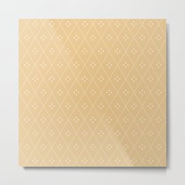 Mae Pattern VII Metal Print