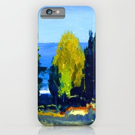George Bellows The Grove iPhone Case