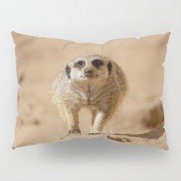 Little cheeky meerkat Pillow Sham