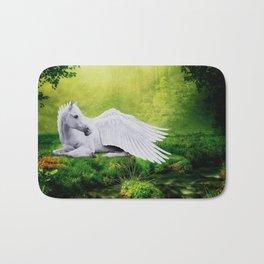 Pegasus By The Stream Bath Mat