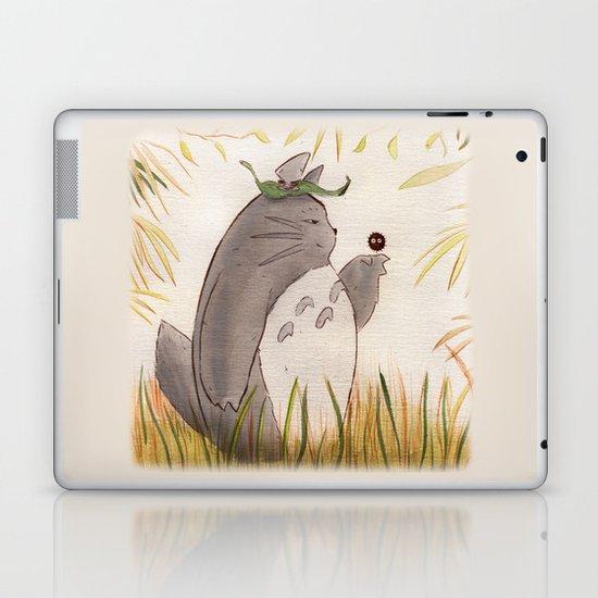 Silent Guardian Laptop & iPad Skin