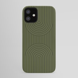 Arch Symmetry X iPhone Case