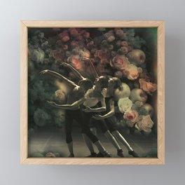 The Dancers Framed Mini Art Print