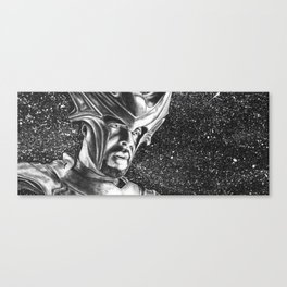 He Sees All Canvas Print