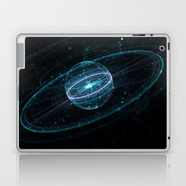 Space & Particles - GodEye 01 Laptop & iPad Skin